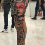 Mixed Tattoo by Trust Mannheim Pralhad