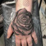 Realistic Tattoo by Trust Mannheim Sabita