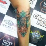 Watercolor Tattoo by Trust Mannheim Sabita