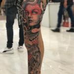 Mixed Tattoo by Trust Mannheim Pralhad