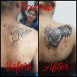 Cover Up Tattoo by Trust Mannheim Sabita
